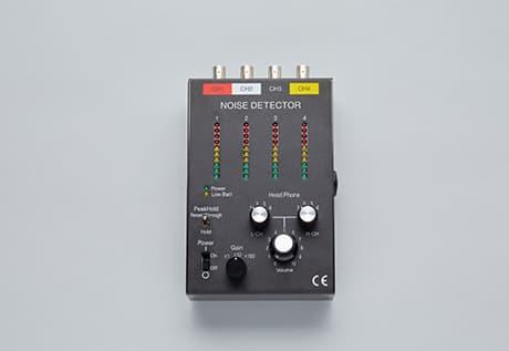 音・振動測定器